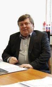 Portraitbild von Alexander Rebs, technischer Geschäftsführer