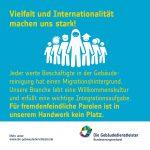 """Bild mit Fakten zum Thema """"Vielfalt und Internationalität"""""""